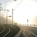 江ノ電の鎌倉高校前駅周辺の朝の景色は最高だった! 偽修学旅行2013 鎌倉・江ノ島への旅 その12