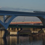【Tokyo Train Story】荒川を渡る日暮里舎人ライナー