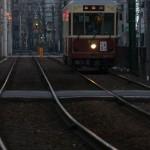 【Tokyo Train Story】夕暮れ時の都電通り