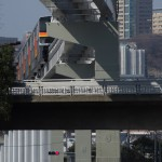 【Tokyo Train Story】神殿の柱(多摩都市モノレール)