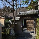 嵐山の落柿舎で風流を味わう 春の京都紀行 その20