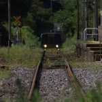 久留里線の上総亀山駅周辺で撮影する 青春18きっぷで行く夏の久留里線の旅 その9