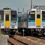 横田駅で久留里線の撮影をする 青春18きっぷで行く夏の久留里線の旅 その10