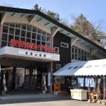 宝登山ロープウェイの短い空中散歩を楽しむ 冬の青春18きっぷで行く秩父鉄道の旅 その4