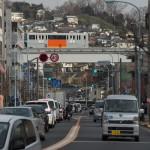 【Tokyo Train Story】高幡不動付近の地形(多摩都市モノレール)
