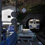 千畳敷からウェスパ椿山まで五能線に乗車する ぐるっと白神山地の旅 その9