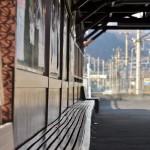 秩父鉄道に乗りながら眺める最高の夕焼け空 冬の青春18きっぷで行く秩父鉄道の旅 その7