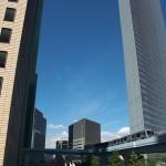 【Tokyo Train Story】真夏のビル街にて(ゆりかもめ)