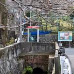 京都七不思議のひとつ、南から北へと流れる水路 春の京都紀行 その25