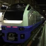 【Tokyo Train Story】E653系が上野駅にいる風景