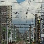 【Tokyo Train Story】入道雲(都電荒川線)