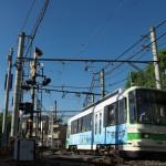 【Tokyo Train Story】夏空と都電荒川線