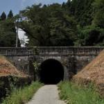 アプトの道の連続するトンネルと橋梁を越えていく 夏の青春18きっぷで行くアプトの道の旅 その5