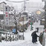 今週の365 DAYS OF TOKYO(2月11日~2月17日) ~ 谷中の雪景色