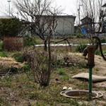 東海道本線西小坂井駅周辺で井戸ポンプを3基見つける 春の青春18きっぷの旅 中部編 その6
