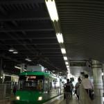 【Tokyo Train Story】東急世田谷線下高井戸駅