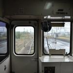 山形鉄道の赤湯-今泉間の車窓風景 元気が出る鉄道写真2011の旅 その3