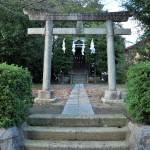「耳をすませば」で杉村が雫に告白したあの神社 聖蹟桜ヶ丘散歩 その2