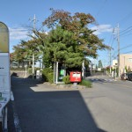 「耳をすませば」で地球屋があったロータリー 聖蹟桜ヶ丘散歩 その3