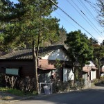 聖蹟桜ヶ丘の緑に囲まれた住宅街 聖蹟桜ヶ丘散歩 その4