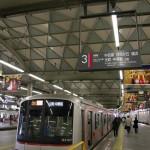 【Tokyo Train Story】東急東横線渋谷駅からの元町・中華街行き列車