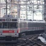 【Tokyo Train Story】渋谷駅を出て右にカーブを切る東急東横線