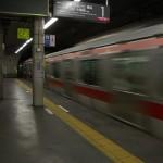 【Tokyo Train Story】代官山駅を通過する東急東横線