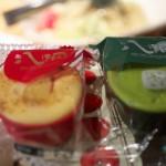 青森土産の「朝の八甲田」と「つぶらな林檎」が最高に美味しかった!