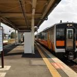 今泉から坂町までの米沢線乗車記 元気が出る鉄道写真2011の旅 その15