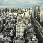 地上40階からの最高のトレインビュースポット 浜松町散歩 その2