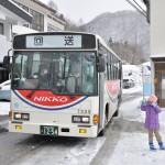 湯西川温泉のかまくら祭でミニかまくらと雪だるまを見る 冬の鬼怒川温泉への旅 その3