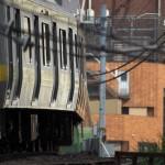 【Tokyo Train Story】坂道から眺めるカーブ(総武線)