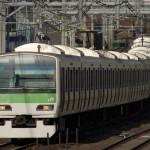 【Tokyo Train Story】山手線の長~い編成