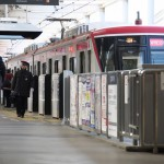 【Tokyo Train Story】出発を待つ東急大井町線