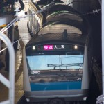【Tokyo Train Story】大井町駅に到着する京浜東北線