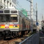 【Tokyo Train Story】東急大井町線沿線散歩にて