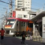 【Tokyo Train Story】東急大井町線戸越公園駅にて