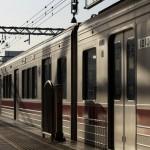 【Tokyo Train Story】斜光線の東急蒲田駅(東急池上線)