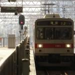 【Tokyo Train Story】東急多摩川線が蒲田駅に到着する