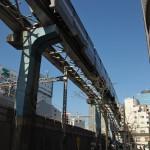 【Tokyo Train Story】青空の下、東京モノレールが駆け抜ける