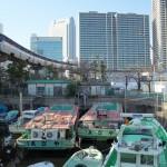 【Tokyo Train Story】東京モノレールと屋形船