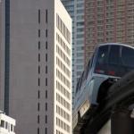 【Tokyo Train Story】東京モノレールの都会的風景