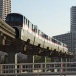 【Tokyo Train Story】頭上を駆け抜ける東京モノレール