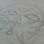7月に作成した「夢の動物マスク」をテーマにしたマスクが公開されました