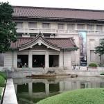 上野にある東京国立博物館で開催されている「対決 巨匠たちの日本美術」「フランスが夢見た日本 陶器に写した北斎、広重」に行ってきた