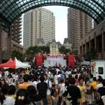 恵比寿ガーデンプレイスで開催されている台湾祭りに行ってきた