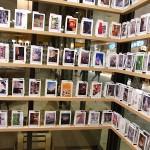 とくとみの写真を使用したポストカードが上野駅構内のUP CAFEで無料配布中