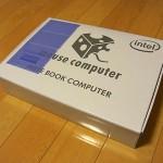 マウスコンピューターのモバイルPC LuvBook LB-S210Sのブルーモデルを購入した