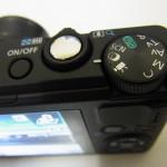 Canon PowerShot S100のワンポイントカラーという機能で指定した色以外を白黒にする写真を撮影してみた