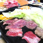 カピバラたちの水浴び&お食事タイム 伊豆半島カピバラ行脚の旅 その14